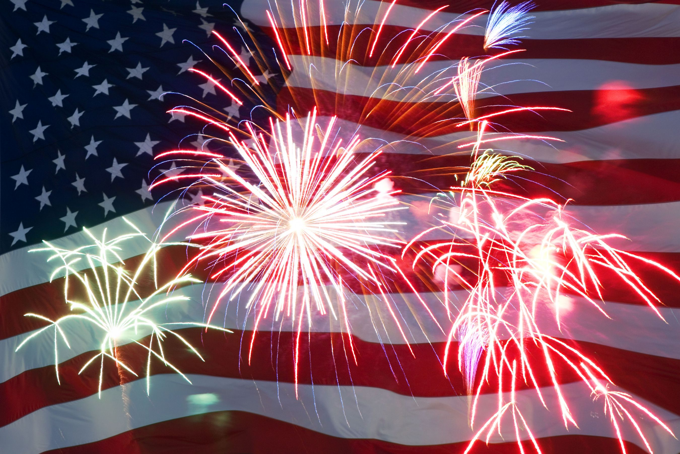 July 4th Fireworks wil...